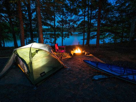 The Best Paddlein Campgrounds In The Carolinas