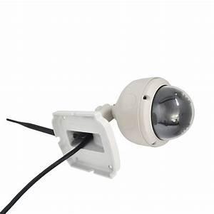 Camera Dome Exterieur : dome camera ip plug and play qr code tanche exterieur ~ Edinachiropracticcenter.com Idées de Décoration