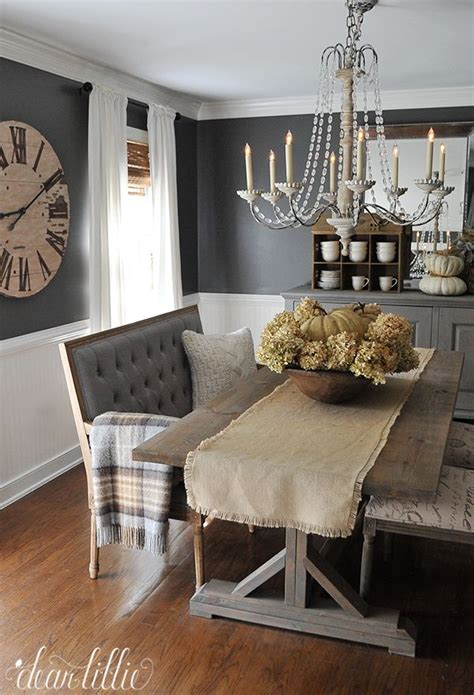 Decorating Ideas For Rustic Dining Room by 26 Impressive Dining Room Wall Decor Ideas Interior