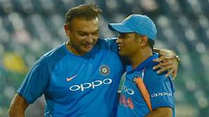 MS Dhoni at 36 can beat players of 26: Ravi Shastri slams ...