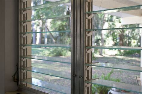 jalousie window replacement  prices repair costs modernize
