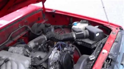 how do cars engines work 1999 mazda b series free book repair manuals this old car mazda b2200 youtube
