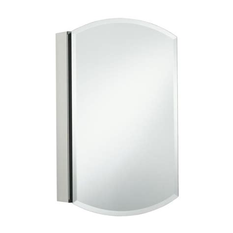 medicine cabinets with mirrors at lowes kohler 3073 na archer mirrored medicine cabinet lowe 39 s