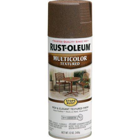 rust oleum stops rust multicolor textured spray paint walmart