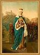 Heilige Elisabeth von Thüringen Schutzpatronin Witwen Not ...