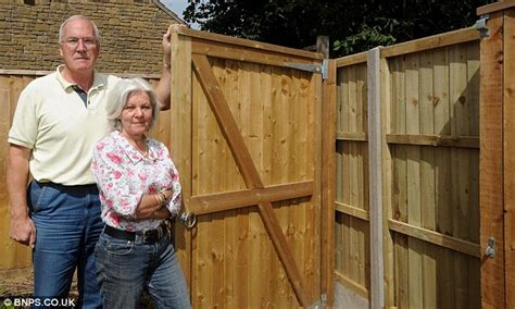 Parish council accused of 'bully boy tactics' after fence