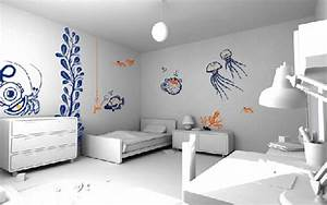 Interesting wall painting designs engaging cool