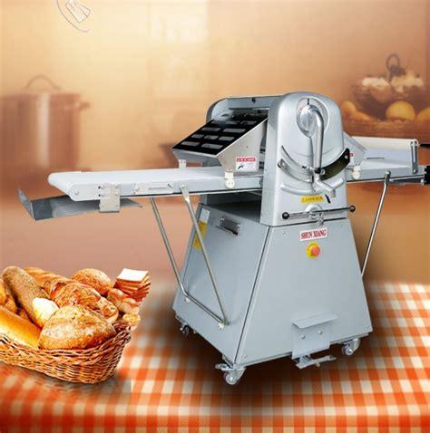 เครื่องรีดแป้ง พาย แบบตั้งพื้น ตั้งโต๊ะ Bread Dough Mixer Vertical