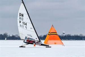 Ullman Sails   Winning The Iceboat Championships