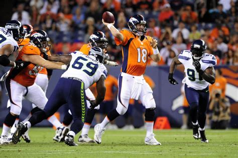 super bowl  broncos seahawks date time tv schedule