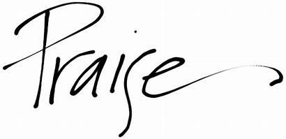 Praise Word Worship Christian Focus Jesus Prayer
