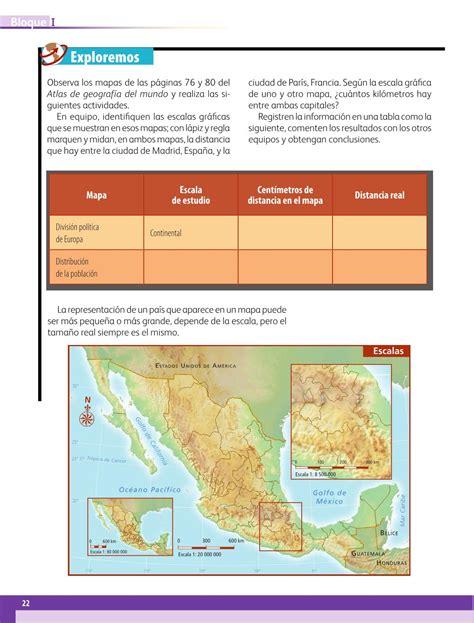 Leer ciencias naturales sexto grado 2016 2017 libro de texto de primaria sep todas las paginas para ver leer descargar o imprimir online. Geografía Sexto grado 2016-2017 - Online - Libros de Texto ...