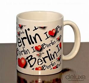 Berlin Souvenirs Online : i love berlin mug white german gifts souvenirs online shop ~ Markanthonyermac.com Haus und Dekorationen