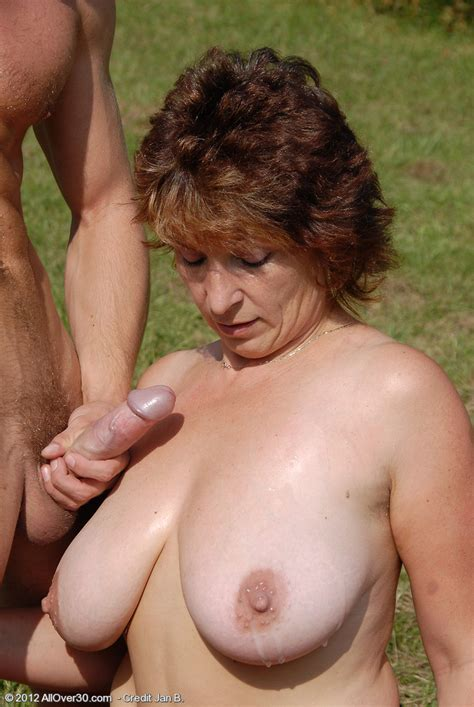 redhead milf misti fucking hard at the outdoor photos misti and jan busty vixen
