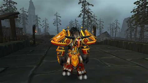 World Of Warcraft Images Cataclysm Alpha Tauren Paladin Preview Youtube