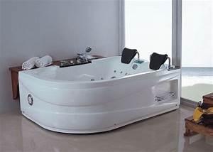 Prix Baignoire Balneo : baignoire baln o asym trique baignoire balneo 2 places g ~ Edinachiropracticcenter.com Idées de Décoration