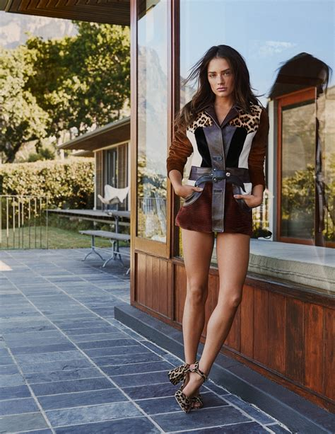 jessica lee buchanan harpers bazaar bulgaria summer style editorial fashion  rogue
