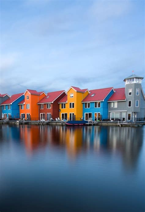 colorful houses ideas  pinterest pictures