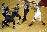 Women's basketball and fist