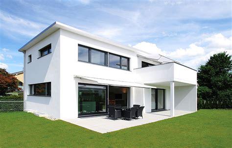 Kundenreportage Modernes Traumhaus Ganz In Weiss