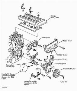 35 2003 Honda Crv Serpentine Belt Diagram