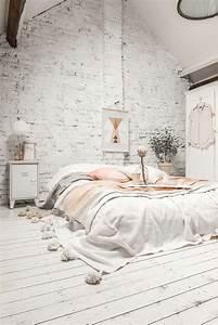 Deco Chambre Blanche : couleur chambre blanche plus de 15 id es pour d corer ~ Zukunftsfamilie.com Idées de Décoration