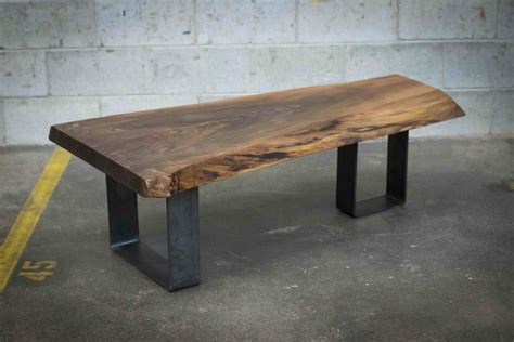live wood coffee table coffee table black walnut coffee table live edge live