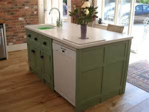kitchen islands with sink and dishwasher great compact kitchen island with belfast sink and a dishwasher kitchen compact
