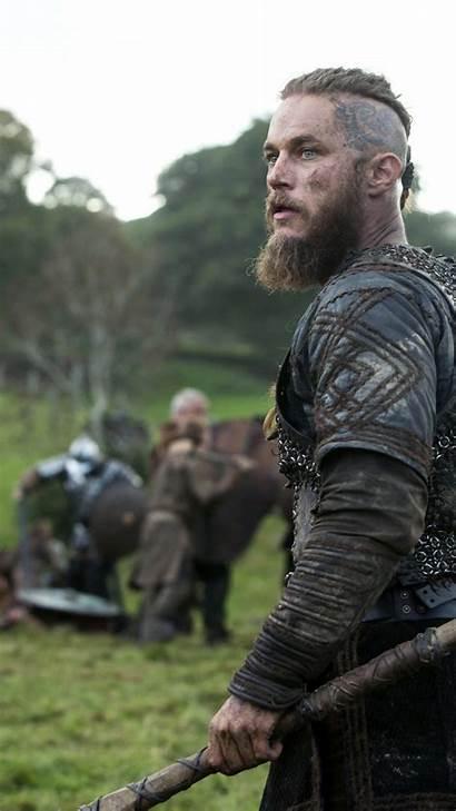 Vikings Ragnar Tv Series Wallpapers Iphone Desktop