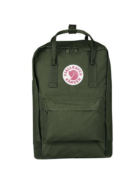 "Fjallraven 15"" Laptop Kanken Backpack Forest Green From"