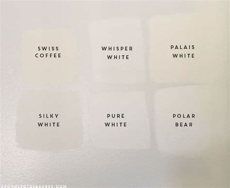 how to pick the perfect white paint mountainmodernlife com