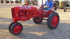 1941 Allis Chalmers C Tractor