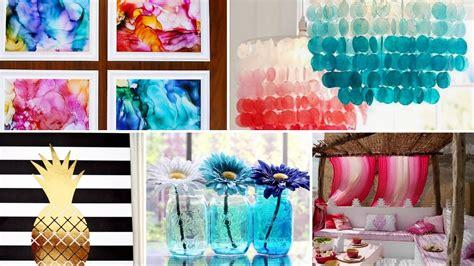 diy easy summer room decor ideas  minimal