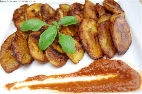 recette de cuisine ivoirienne recette alloco