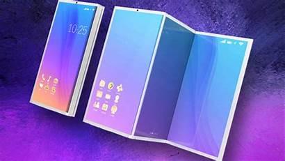 Google Phone Fold Folding Foldable Phones Folded