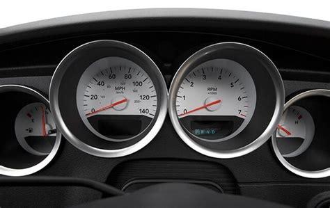 dodge magnum speedometer instrument gauge cluster
