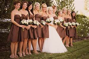 rustic chic barn wedding belle the magazine With rustic wedding bridesmaid dresses