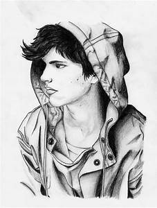 Cool Sketches Of Boys Cool Drawings For Boys - Drawing Art ...