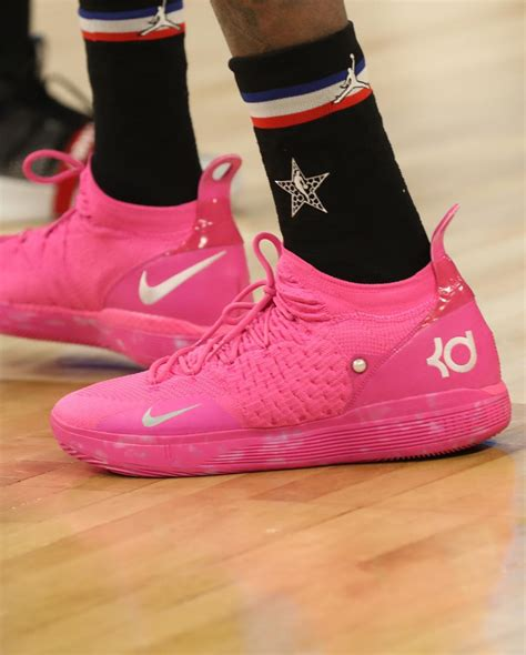 nba  star game top  des sneakers portees par les