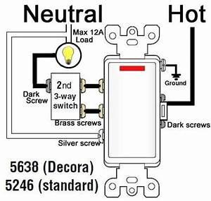 3 way pilot light switch http waterheatertimerorg how With threewayswitchwiringlarge3wayswitch7jpg
