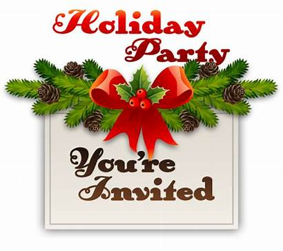 Holiday Party Invited Cordially Rsvp Clipart Dekalb