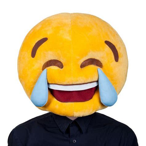 Smiling Crying Face Meme - crying laughing emoticon mask