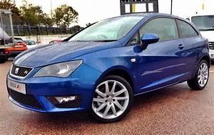 Seat Ibiza Bleu : seat ibiza sport coupe ibiza fr 1 6tdi 3 door now sold ~ Gottalentnigeria.com Avis de Voitures