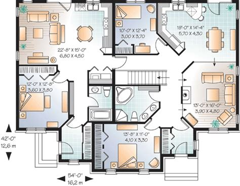 house plan   law suite dr st floor master suite cad  canadian  law