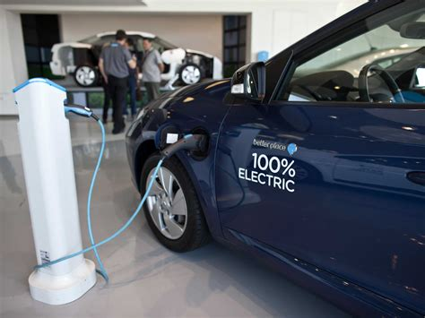 The Electric Car Company by Better Place To File For Bankruptcy Business Insider