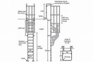 Osha Fixed Ladder Diagrams Gallery