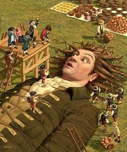 children's stories ~ Gulliver's Travels by Jonathan Swift ...