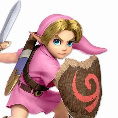 Link Young Ultimate Smashbros