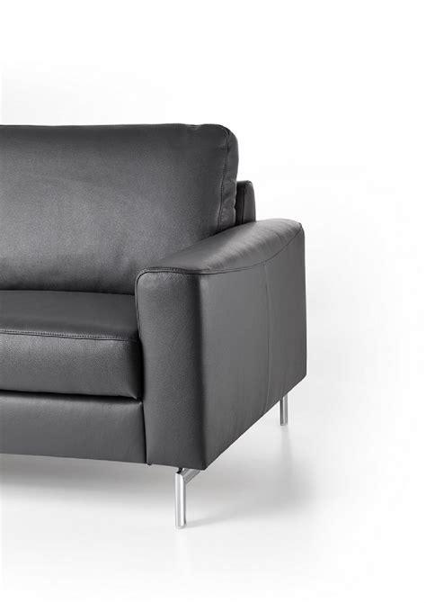 taille canapé 3 places canapé de taille edd 2 5 places cubique en cuir