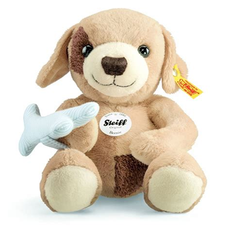 steiff bernie dog soft toy dragon toys teddy bears